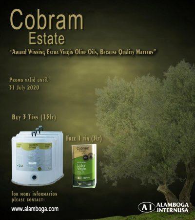 Cobram Estate Light EVOO